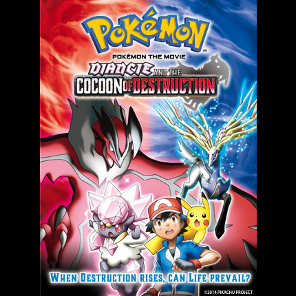 Alle Pokemon Filme