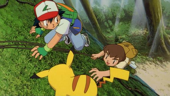 Pokemon 4ever Pokemon Com