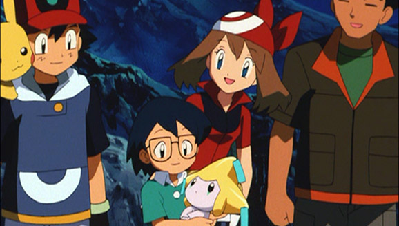 Pokemon Jirachi Wish Maker Pokemon Com