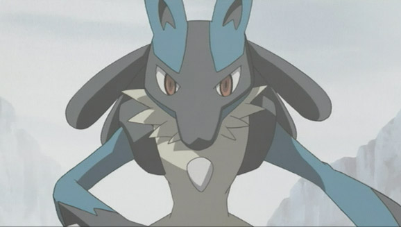 Pokemon Lucario And The Mystery Of Mew Pokemon Com