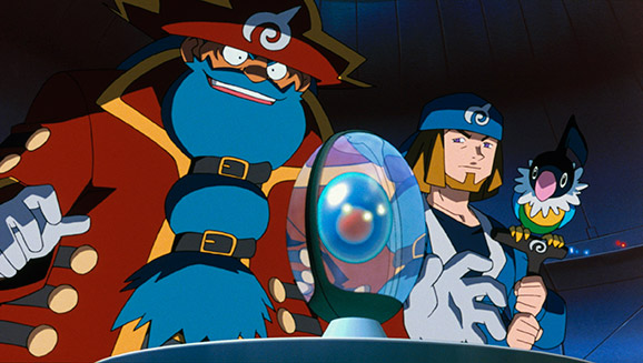 Pokemon Ranger And The Temple Of The Sea Pokemon Com