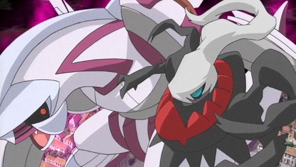 Pokemon The Rise Of Darkrai Pokemon Com