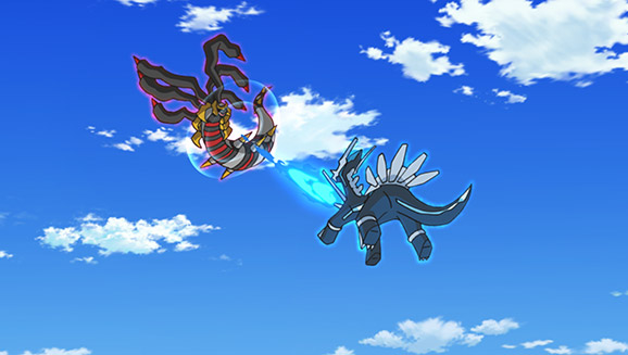 Pokemon Arceus And The Jewel Of Life Pokemon Com
