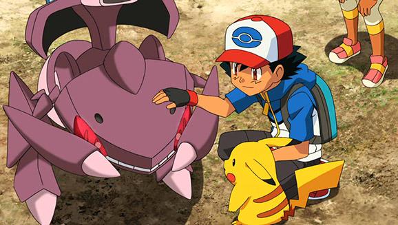 Pokemon The Movie Genesect And The Legend Awakened Pokemon Com