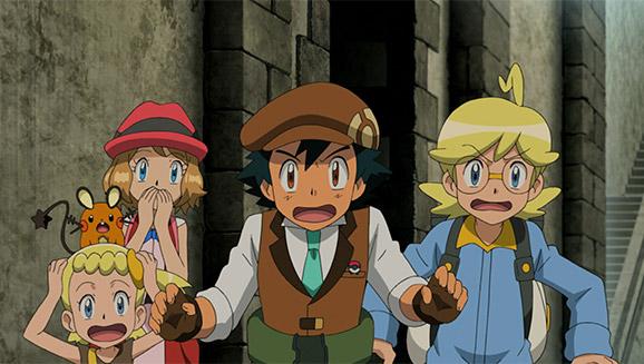 Pokemon The Movie Volcanion And The Mechanical Marvel Pokemon Com