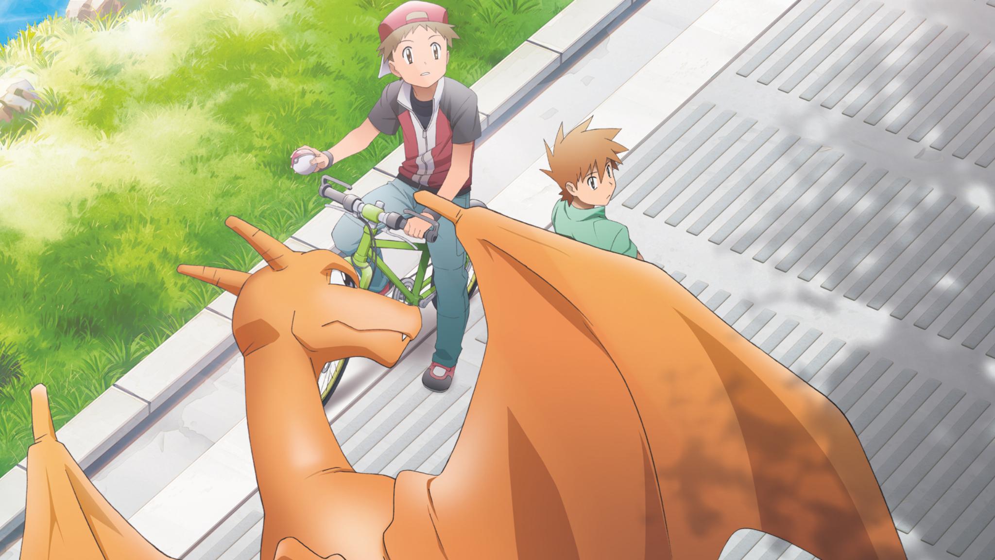 Pokémon Origins on FREECABLE TV