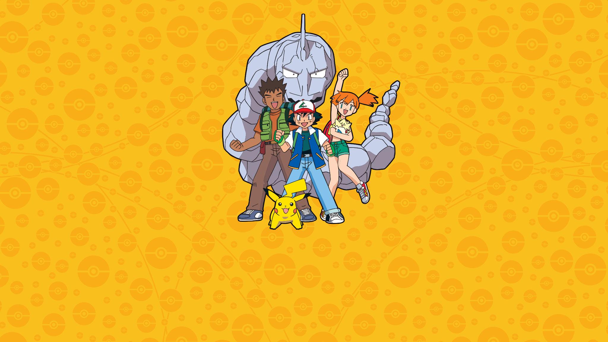 Pokémon: Adventures in the Orange Islands on FREECABLE TV