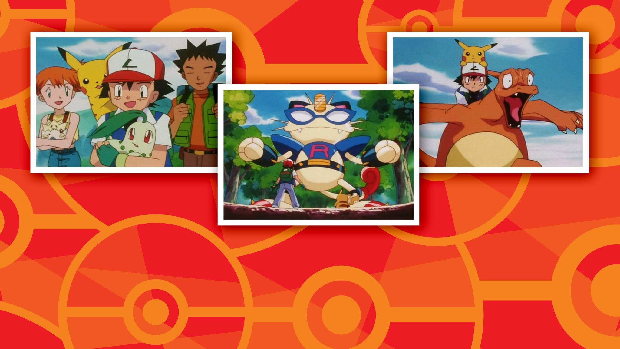 Pokémon: The Johto Journeys on FREECABLE TV