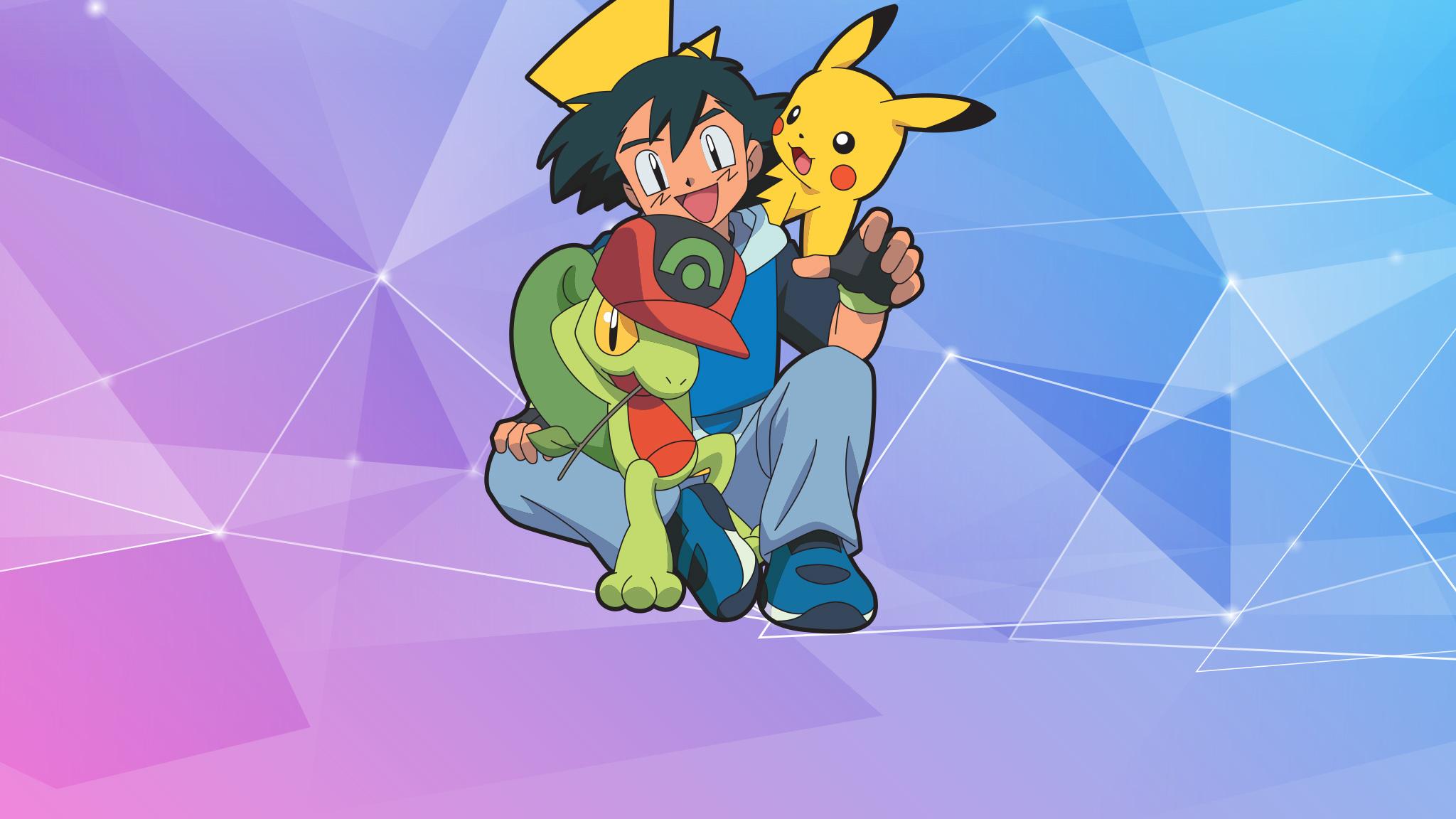 Pokémon Advanced on FREECABLE TV