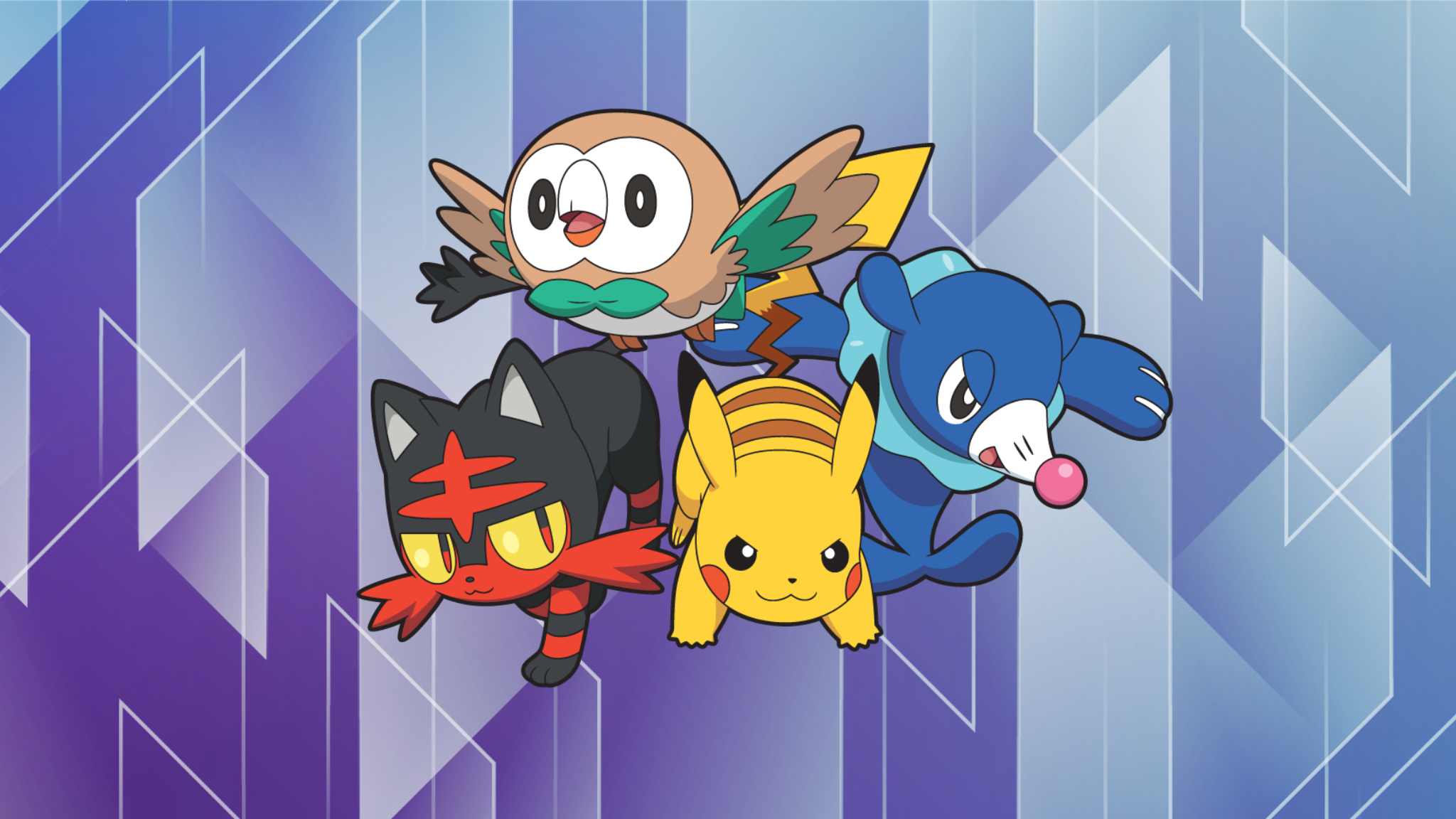 Pokémon the Series: Sun & Moon on FREECABLE TV