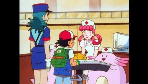 Pokémon aux urgences