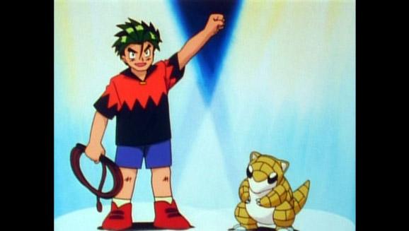 Le chemin qui mène à la Ligue Pokémon