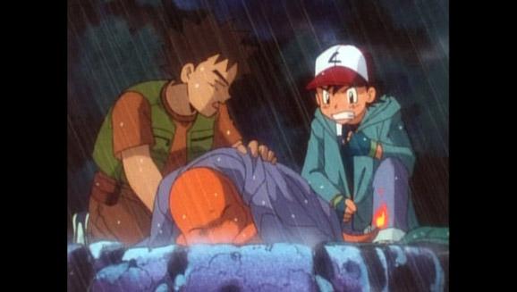 Le Pokémon abandonné