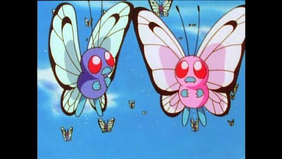 Un Pokémon amoureux