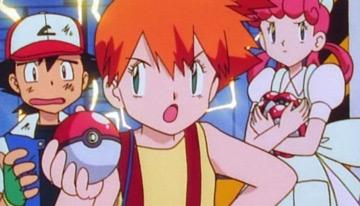 Enfermera Joy TV Pokémon