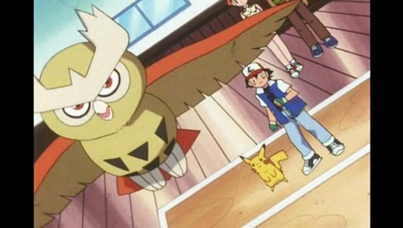 Pokemon episode 25 une rencontre mouvementée