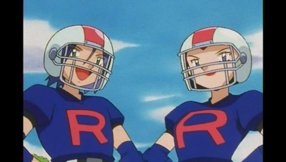 Povero Team Rocket...
