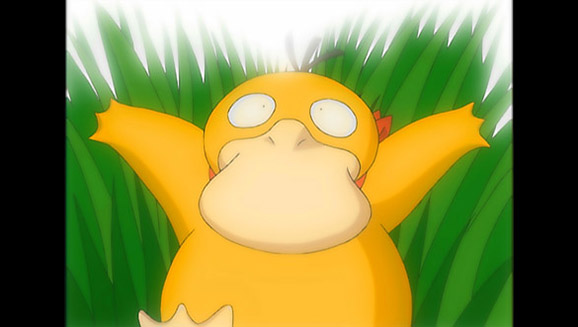 Lo Psyduck triste