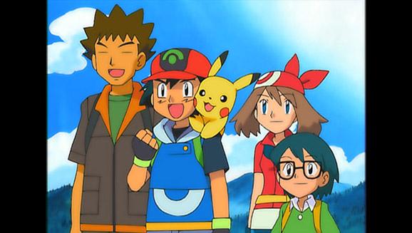 O Fora do Pokémon!