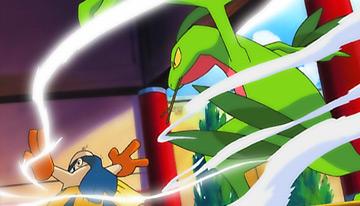 Capitulo Episodio 4 Battle Frontier Anime Pokémon
