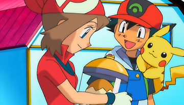 Capitulo Episodio 5 Battle Frontier Anime Pokémon