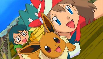 Capitulo Episodio 14 Battle Frontier Anime Pokémon