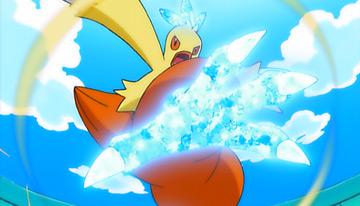 Capitulo Episodio 17 Battle Frontier Anime Pokémon