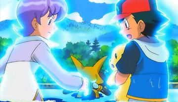 Capitulo Episodio 24 Battle Frontier Anime Pokémon
