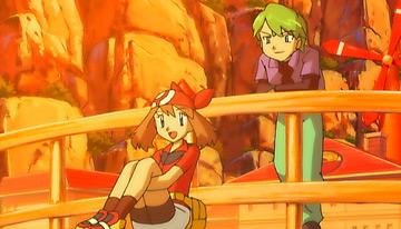 Capitulo Episodio 41 Battle Frontier Anime Pokémon