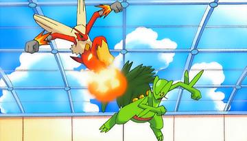 Capitulo Episodio 46 Battle Frontier Anime Pokémon