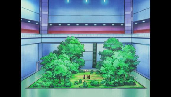 Conexión de Pokémon Planta