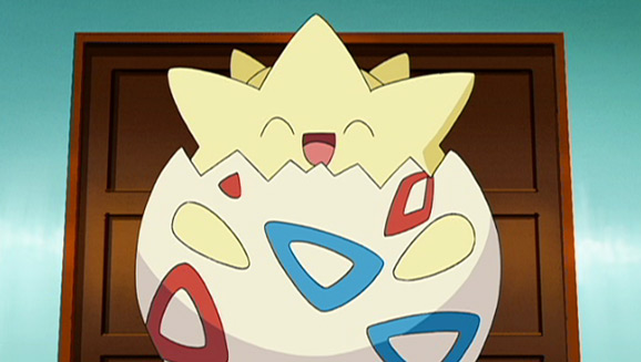 Where No Togepi Has Gone Before!