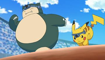 Deportes Anime Serie Pokémon