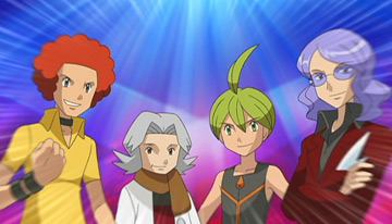 Temporada 13 Pokémon Anime