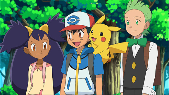 Pokemon black and white episode watch cartoons online