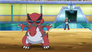 TV Pokémon Gafas