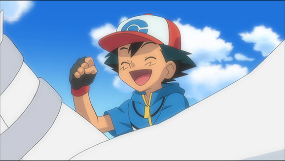 Farewell, Unova! Setting Sail for New Adventures!