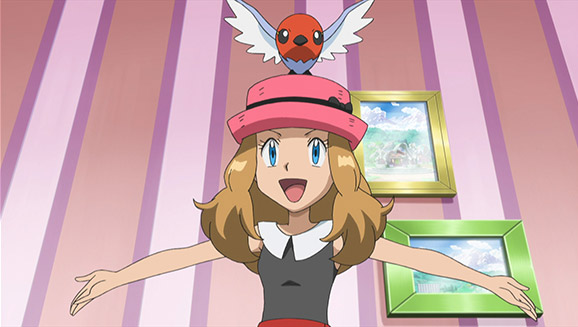 Pokemon The Series Xy Pokemon Com