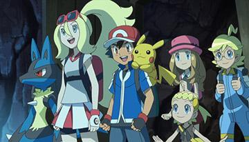 TV Pokémon New Pokémon Snap