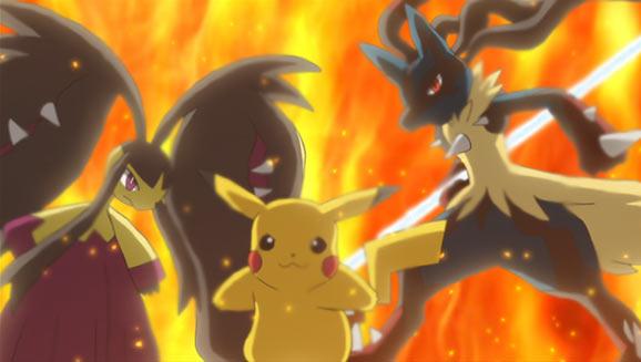 Pok mon the series xy - Pokemon xy mega evolution ...