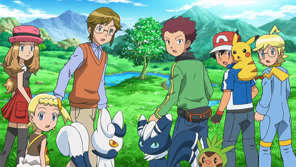 pokémon the series xy pokemon com