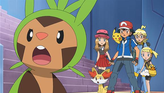 Sognando un futuro da Performer Pokémon!