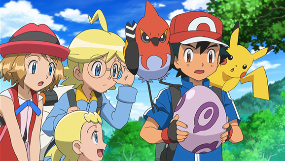 Pok mon the series xy kalos quest - Pokemon saison 18 ...